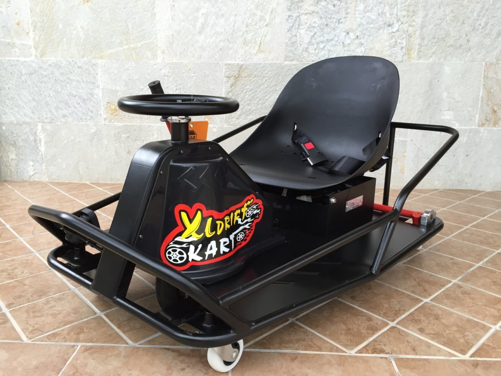 XL Drift Cart vista isometrica