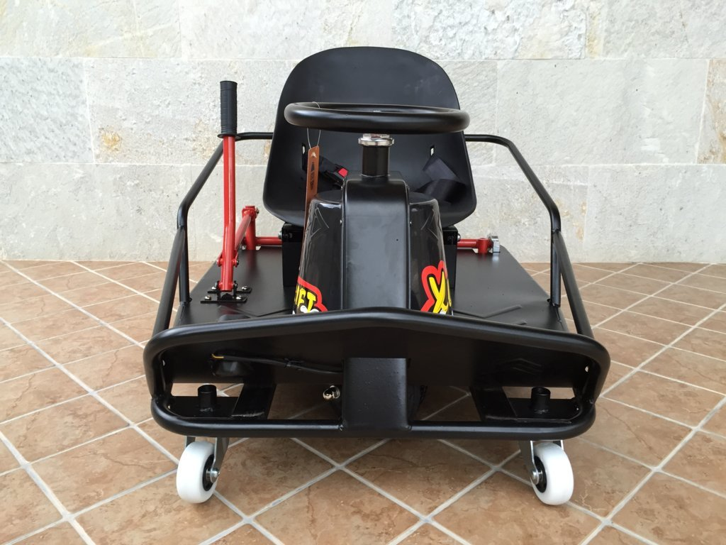XL Drift Cart vista frontal