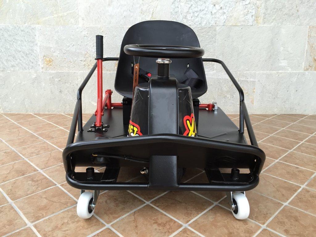 XL Drift Cart vista frontal