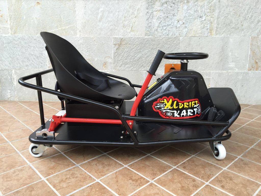XL Drift Cart vista lateral