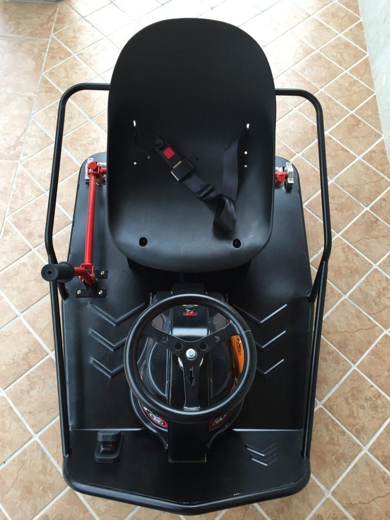 XL Drift Cart vista arriba