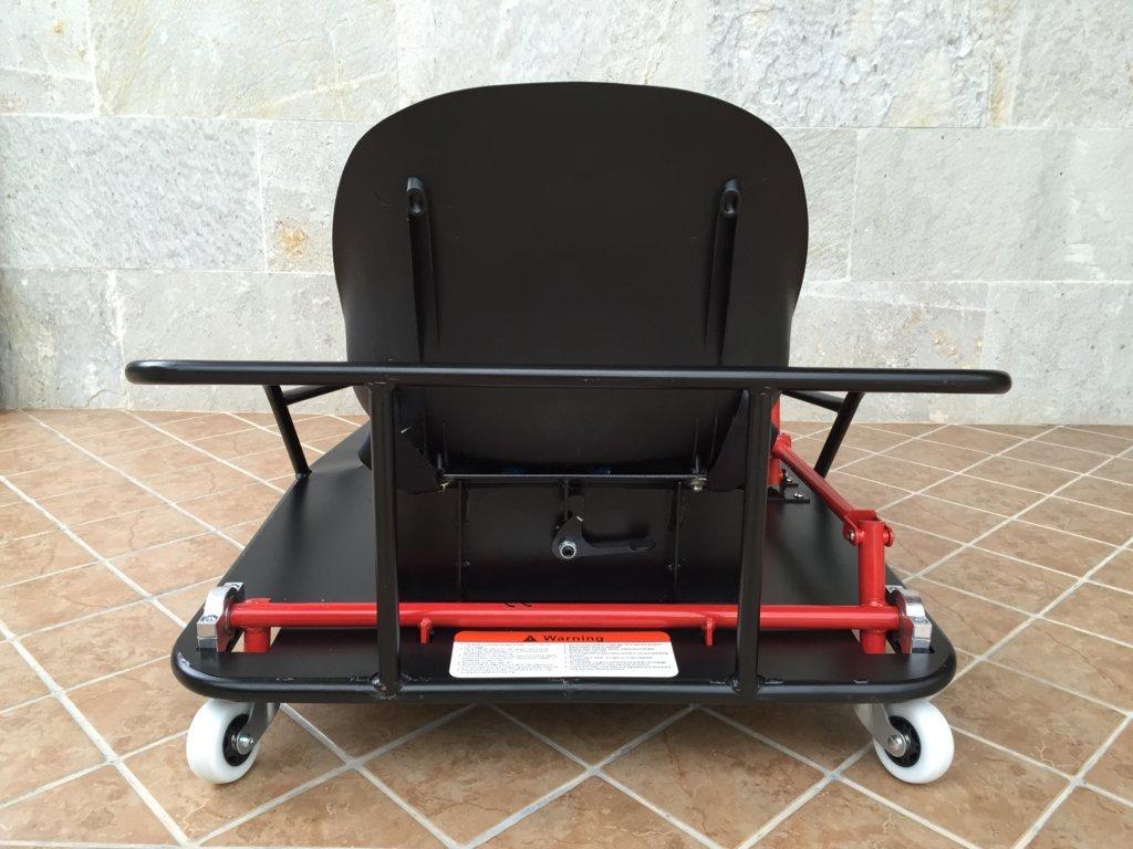 XL Drift Cart vista trasera
