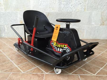 Kart Electrico XL Drift Cart. Giros y Vueltas. Adolescentes y Adultos 36V