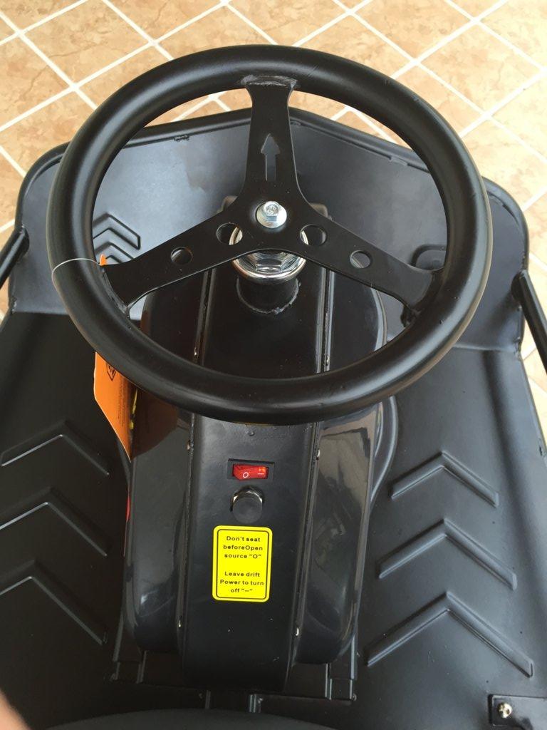 XL Drift Cart volante