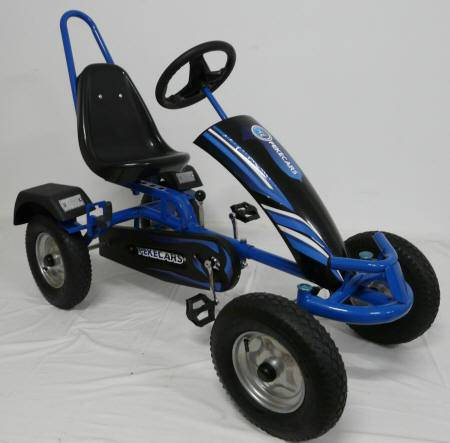 Kart a pedales sports blue de outlet Pekecars