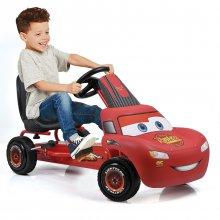 Kart a pedales de Rayo McQueen