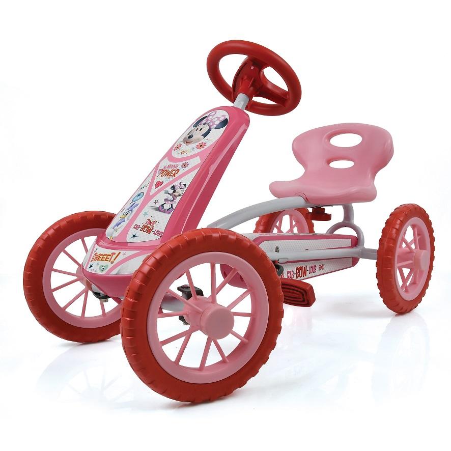 Kart a pedales Minnie Turbo 10