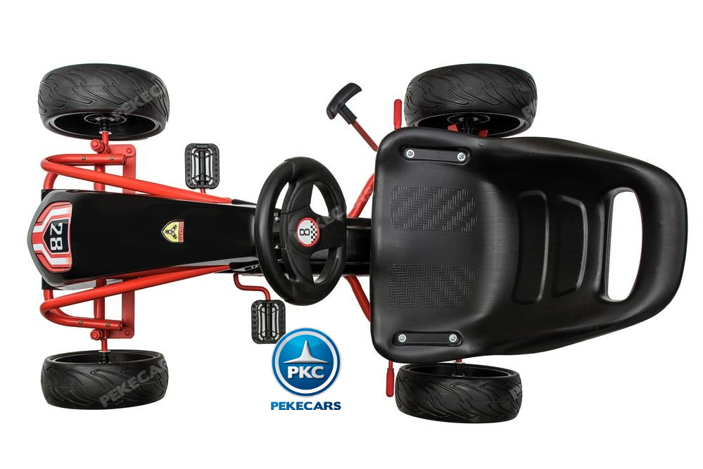 Kart a pedales Champion Black Edition