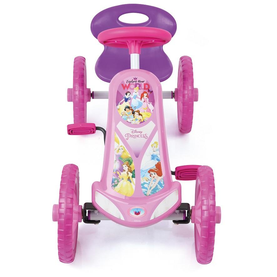 Kart a pedales Princess Turbo 10