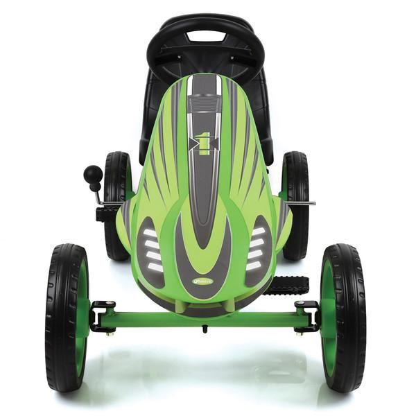 Kart a pedales Speedster Verde