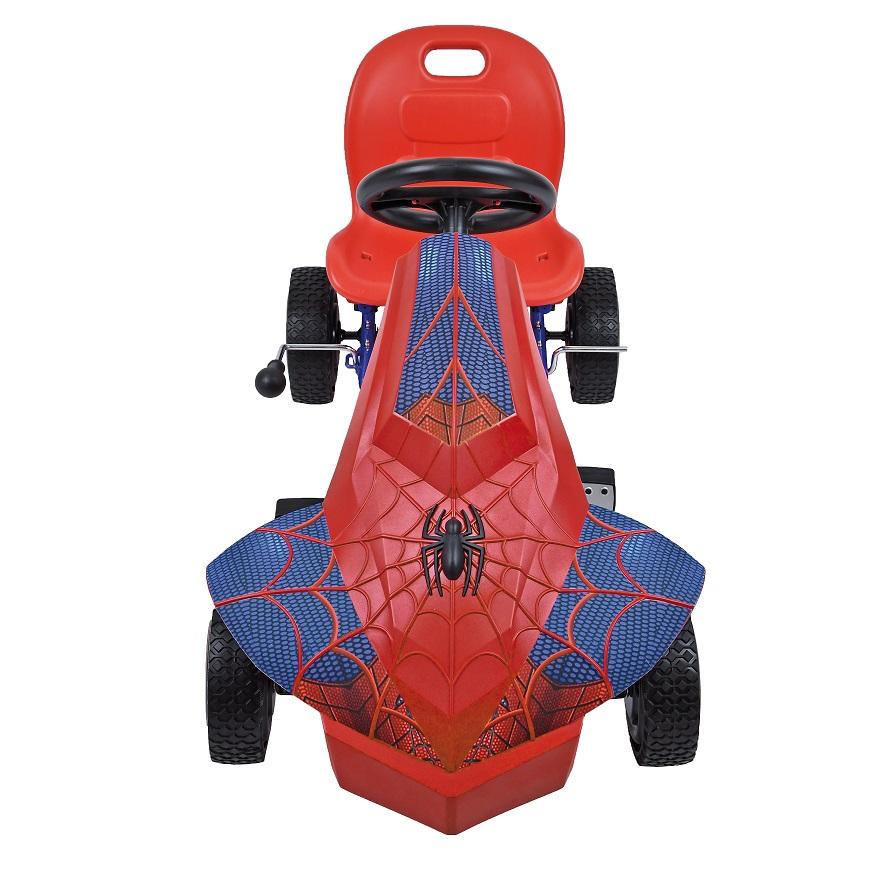 Kart a pedales Spiderman