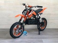 Moto electrica para niños Dirk 36V 800W Naranja vista principal
