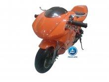Moto electrica para niños ducati style