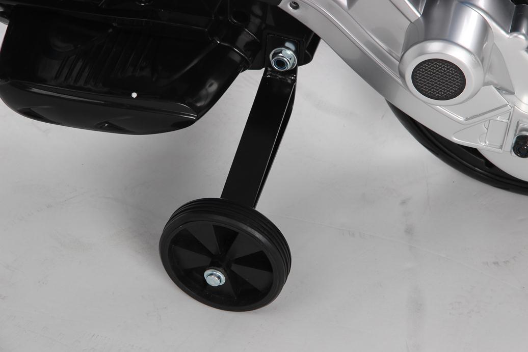 Moto electrica para niños BMW S1000RR Negra