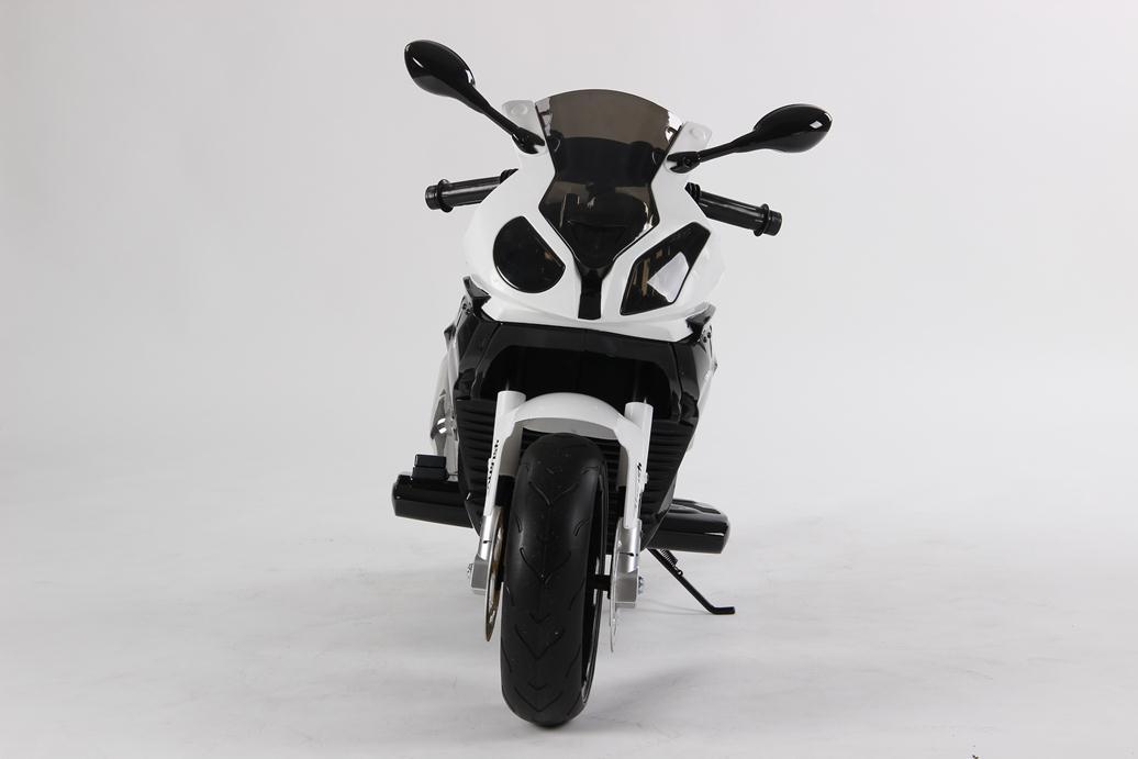 MOTO BMW 12V NEGRA FRONTAL width=