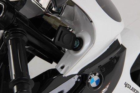 MOTO BMW 12V NEGRA LLAVE ARRANQUE width=