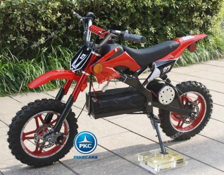 Moto dirk 36v 800w roja-00