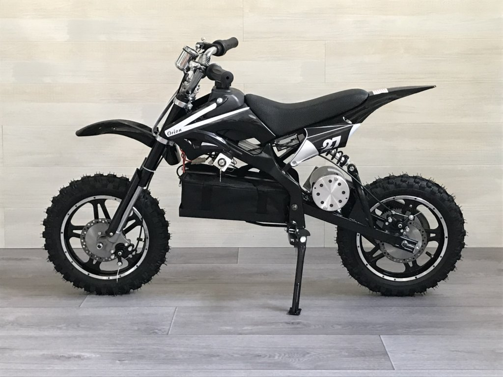 Moto Dirk 36V 800W Negra