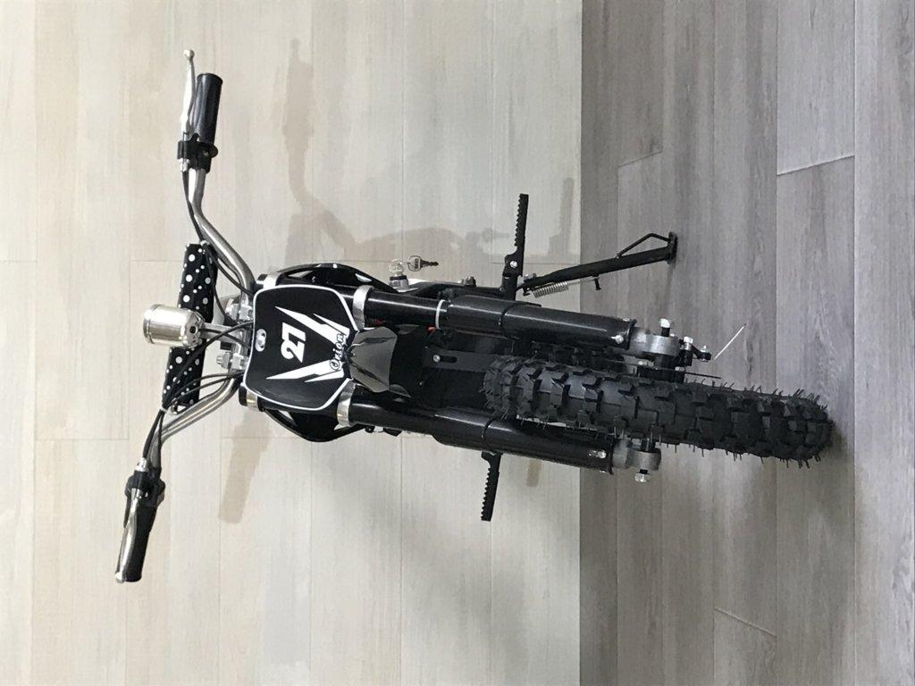 Moto Dirk 36V 800W Negra-003