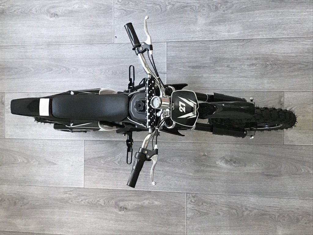Moto electrica infantil Dirk 36V 800W Negro