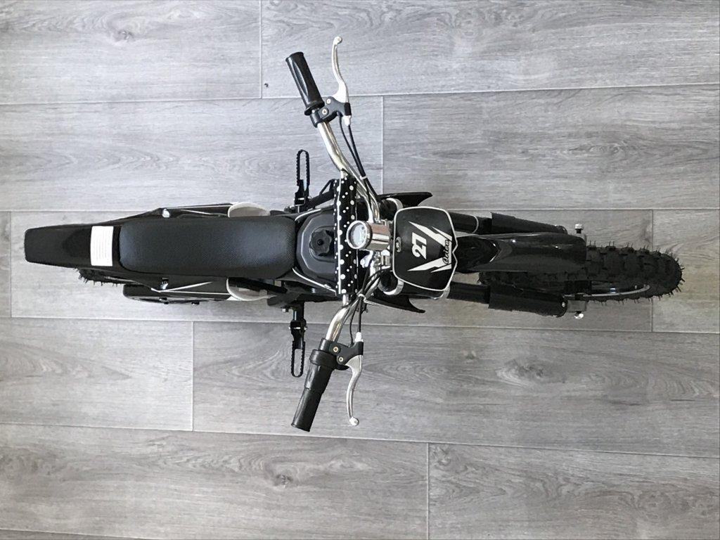 Moto Dirk 36V 800W Negra-007