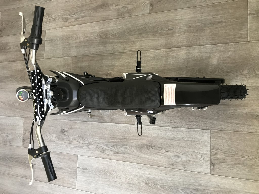 Moto Dirk 36V 800W Negra-008