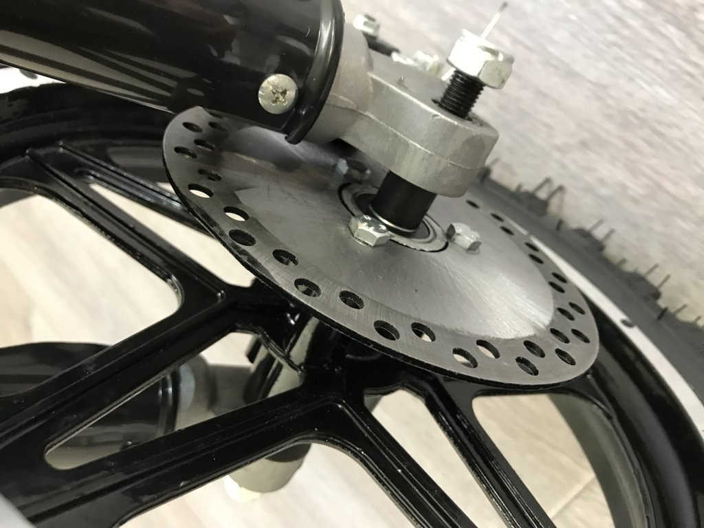 Moto Dirk 36V 800W Negra-014