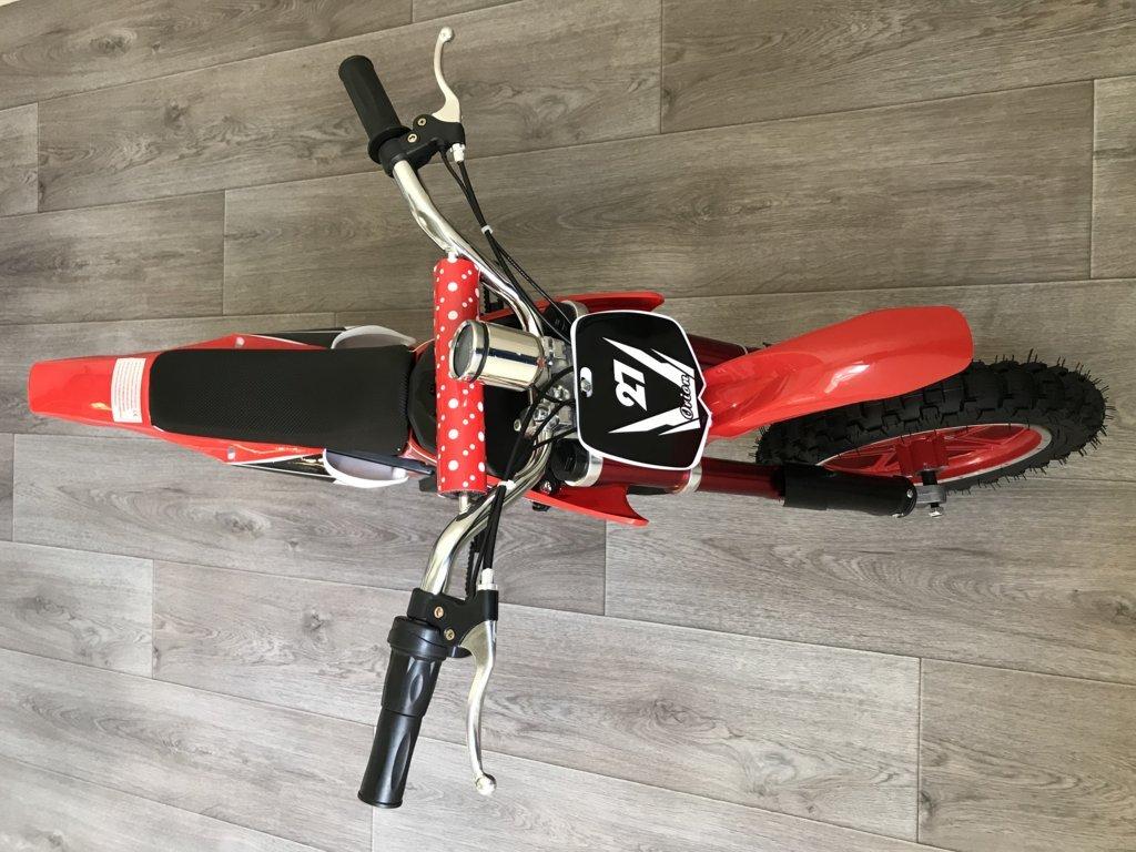 Moto dirk 36v 800w roja-007
