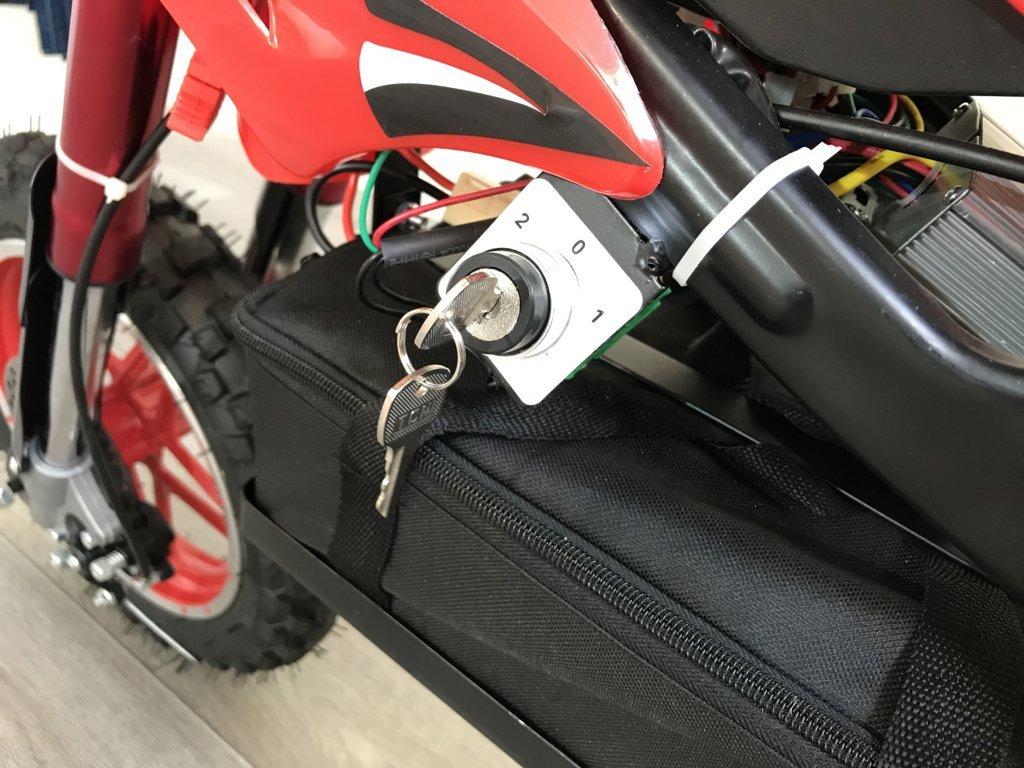 Moto dirk 36v 800w roja-010