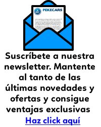 Newsletter Pekecars