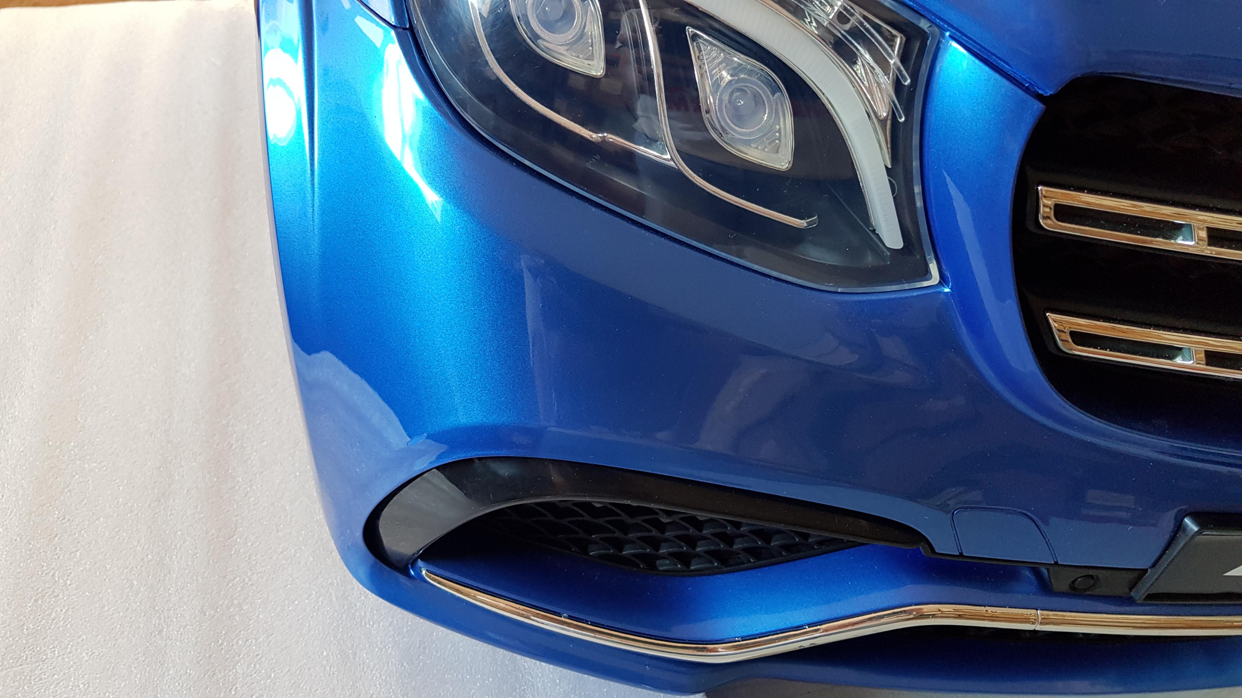 GLS63 azul outlet desperfecto