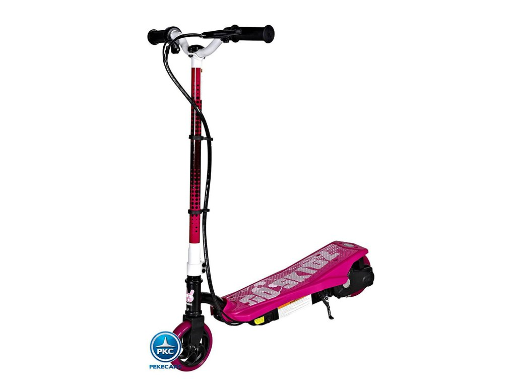 Electric scooter 1.0 goskitz rosa patinete electrico para niños