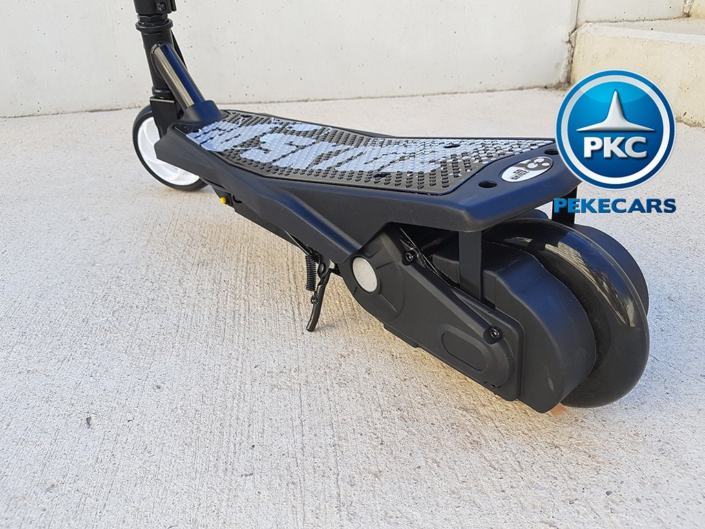 Electric scooter 1.0 goskitz negro  patinete electrico para niños