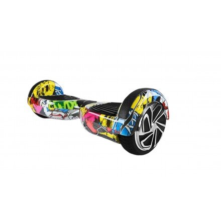 Hoverboard s6 sabway grafitti