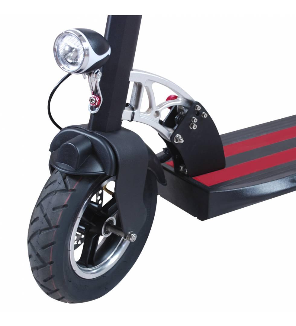 Patinete eléctrico Dynamic 350W con Asiento - rueda delntera
