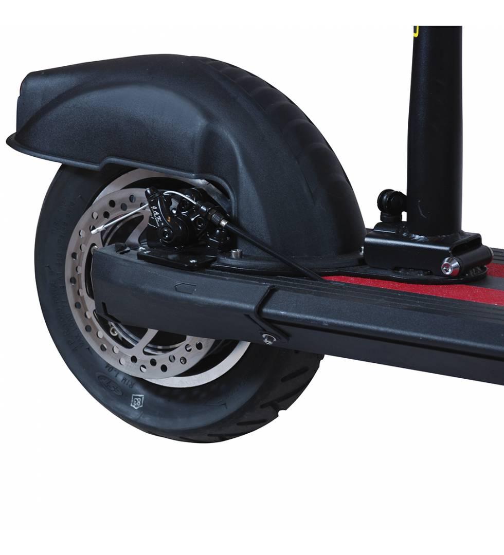 Patinete eléctrico Dynamic 350W con Asiento - rueda trasera