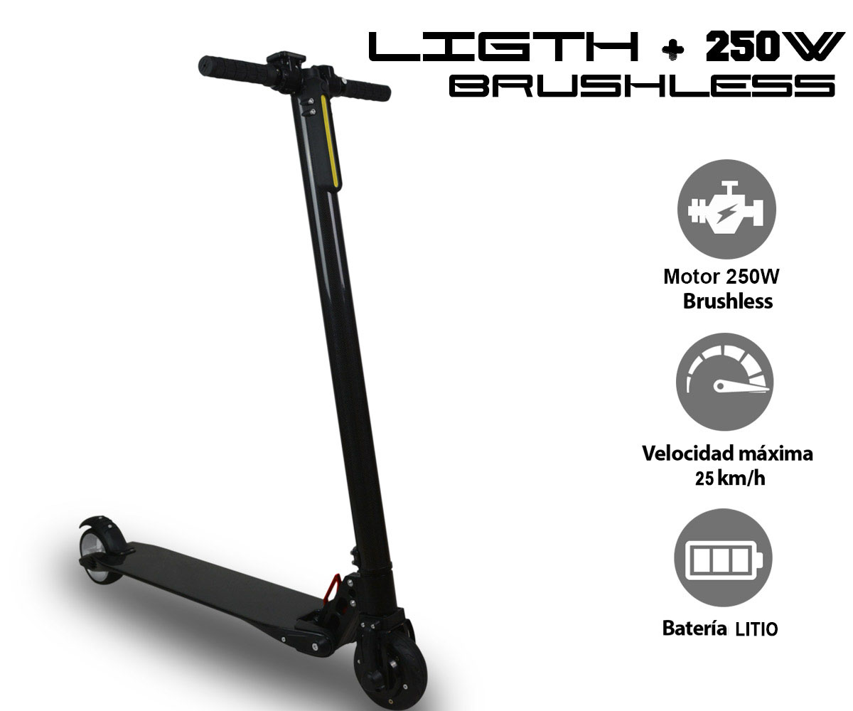 patinete electrico light