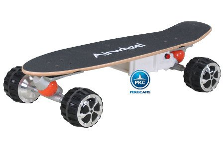 Skateboard Airwheel M3 350W 36V Negro
