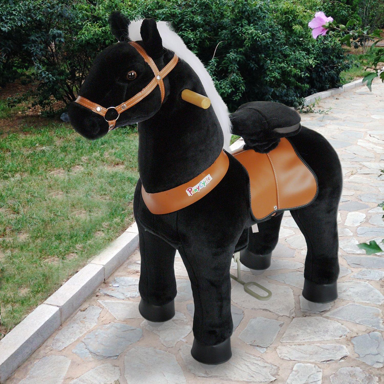 Ponycycle Beauty Furia Negro con Sonidos Pequeño