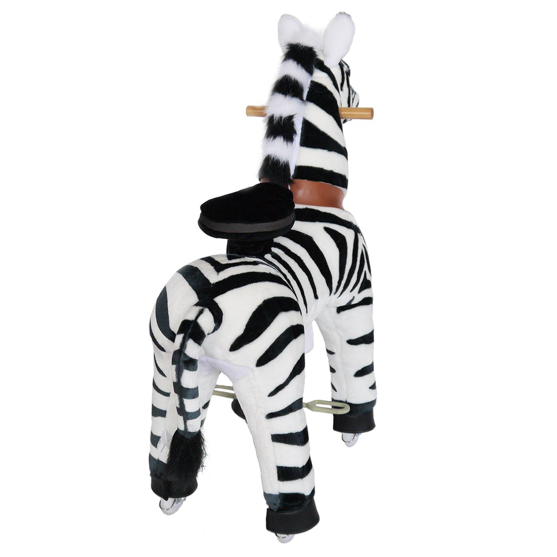 Ponycycle Cebra Marty pequeño
