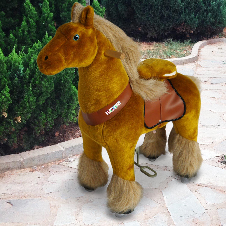 Ponycycle Cowboy Azurro pequeño