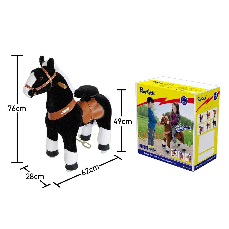 Ponycycle Furia Intenso Negro Pequeño
