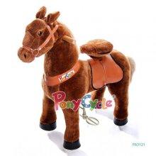 Ponycycle de uso profesional Caballo Marrón Chocolate Pequeño