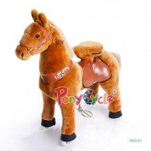 Ponycycle de uso profesional Caballo Marrón Pequeño