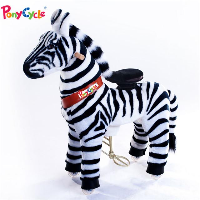 Ponycycle de uso profesional Cebra Pequeña