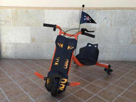 Power Trike 200W PEKECARS