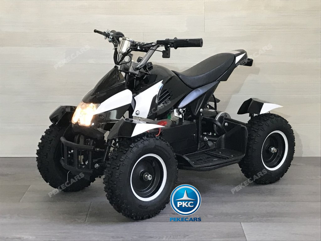 Quad Cobra 36V 800W Blanco vista principal
