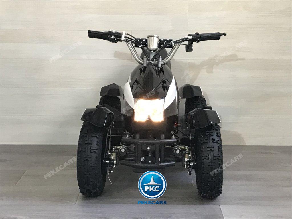 Quad Cobra 36V 800W Blanco frontal