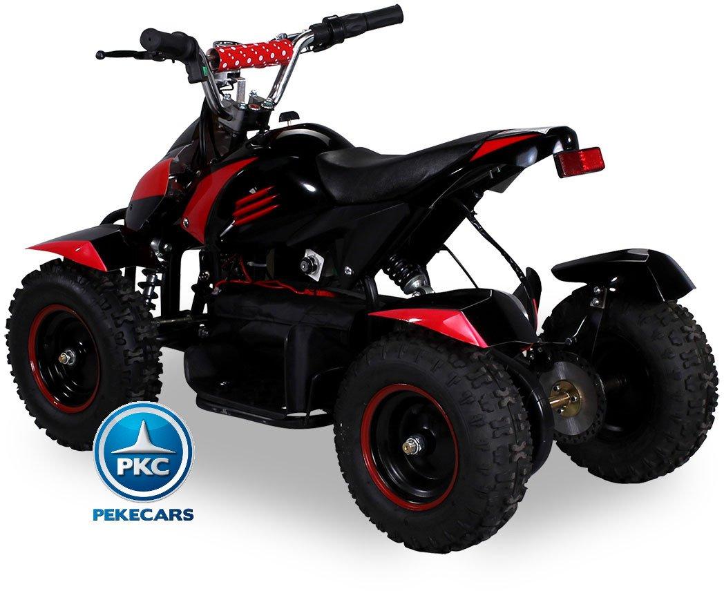 Quad Cobra 36V 800W Rojo