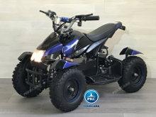 Quad Cobra 36V 800W Azul vista principal